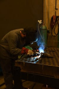 We provide welding services for Pittsburgh PA